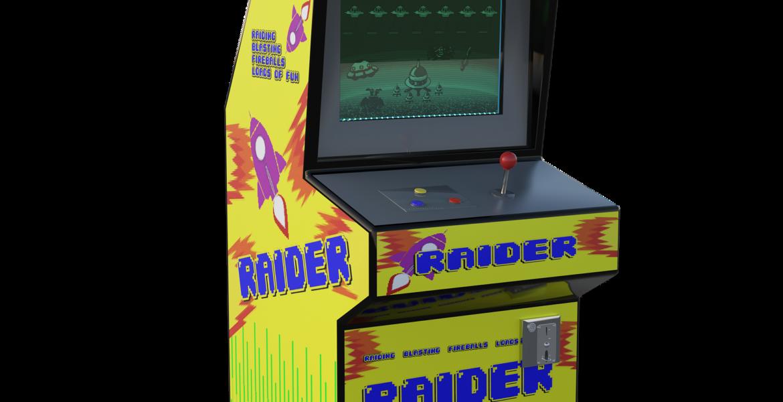 arcade game johnny rockets