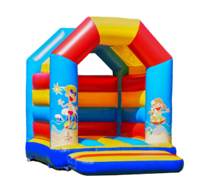 Waterslide Bounce House