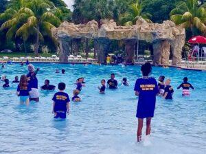teaching children water safety