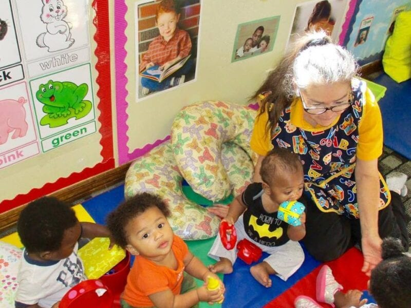 3 Things to Prepare for When Transitioning to the Toddler Classroom