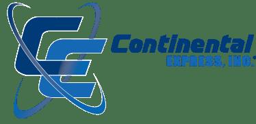Continental Express Company Logo