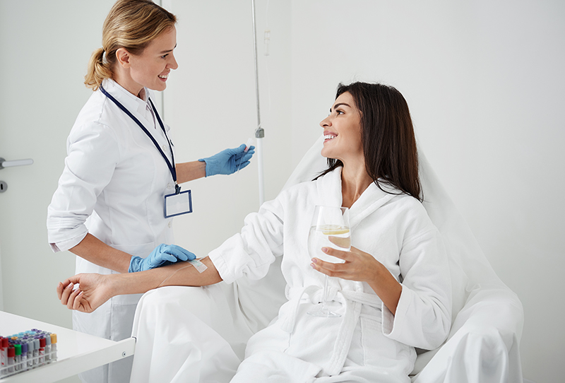 IV therapy houston spring the woodlands