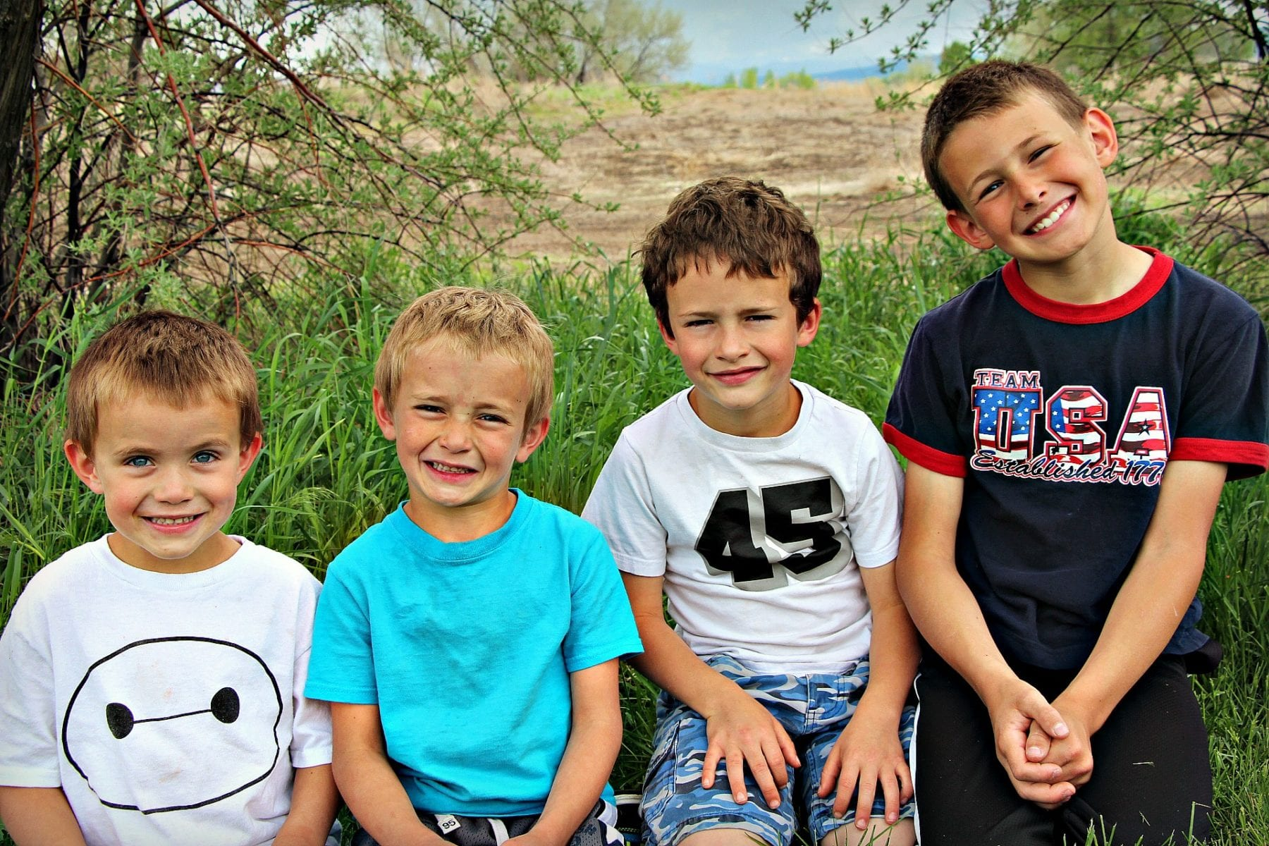 4-boys
