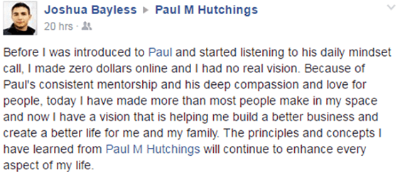 joshua-paul-hutchings-testimonial-review