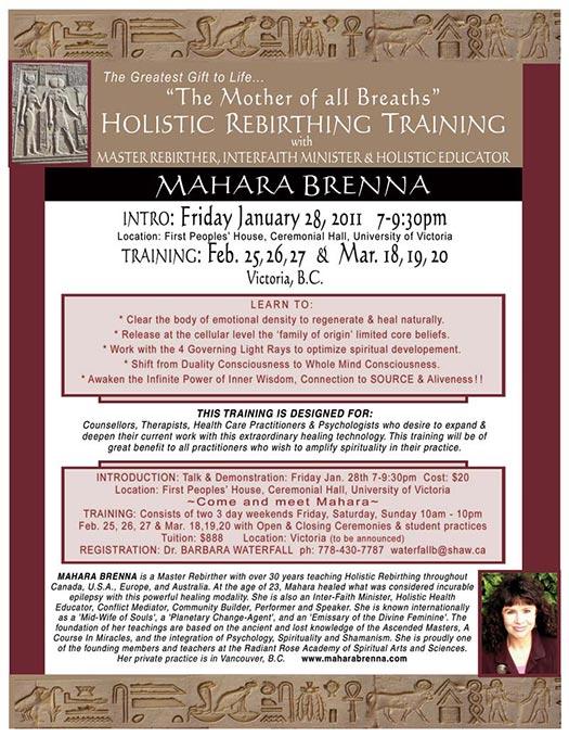 RebirthingTraining_poster 525x679