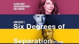 Six Degrees of Separation story poster