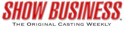 Show Business® The Original Casting Weekly Logo