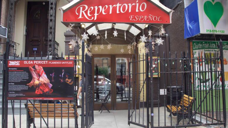 Repetorio Espanol