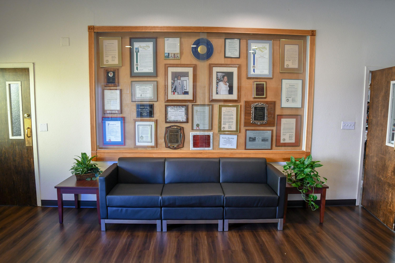 Palma Ceia Baptist Church history in Bennett Hall