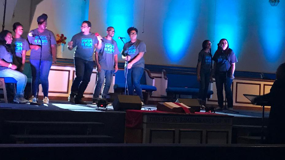Palma Ceia Young Adult Choir