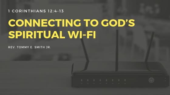Connecting To God's Spiritual Wi-Fi