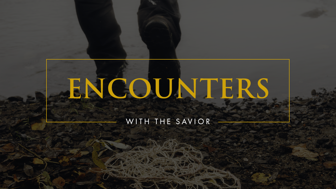 Encounters With The Savior