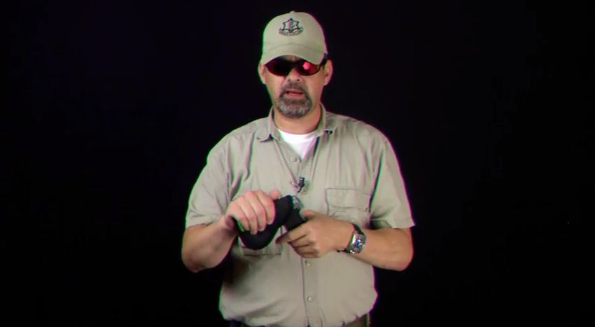 Sticky Holster Review - AMT Backup