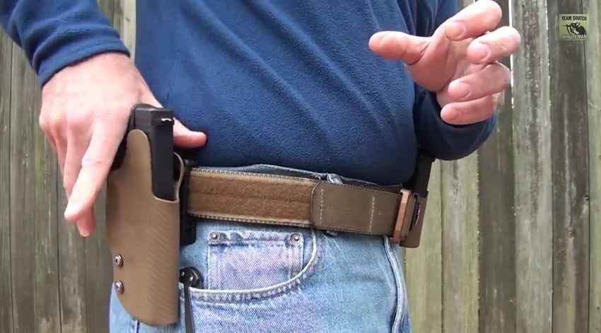 US Grunt Gear High Speed Pistol Rig