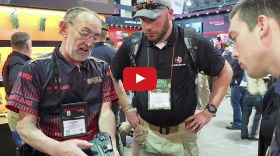 Safariland Holsters at SHOT Show