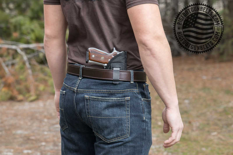 Bigfoot Gun Belts - No Sag Gun Belts