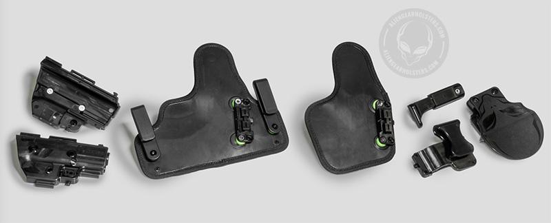 Alien Gear Holsters ShapeShift Modular Holster System