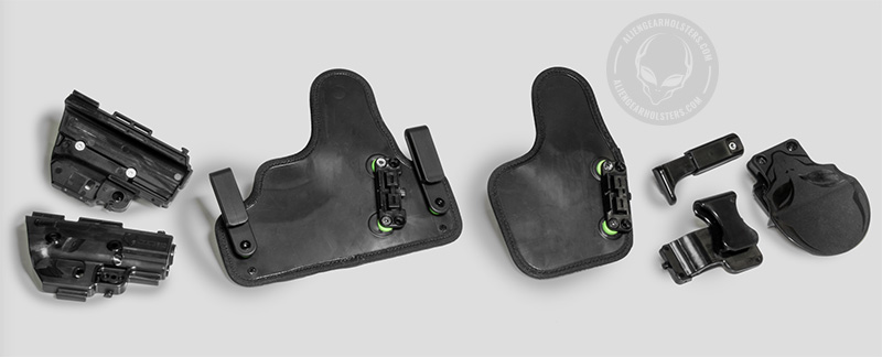 Alien Gear Holsters ShapeShift Modular Holster System