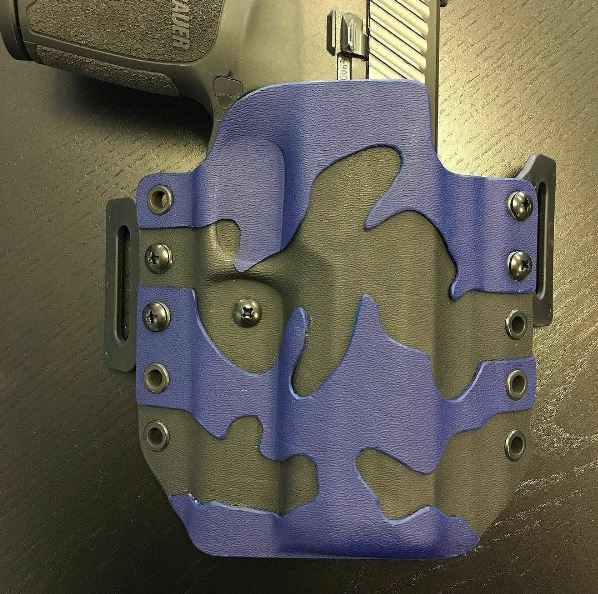 Multi-Holsters Outside the Waistband Holster for Sig P320