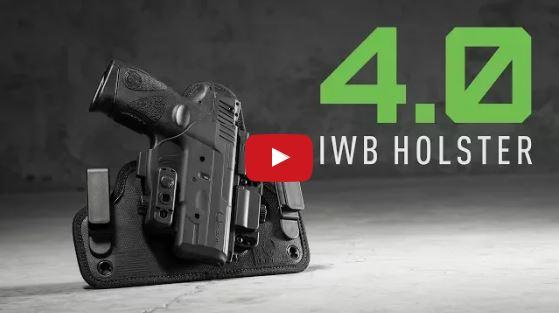 Alien Gear 4 0 IWB Holster