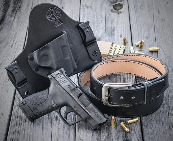 CrossBreed Holster and Gun Belt Promo