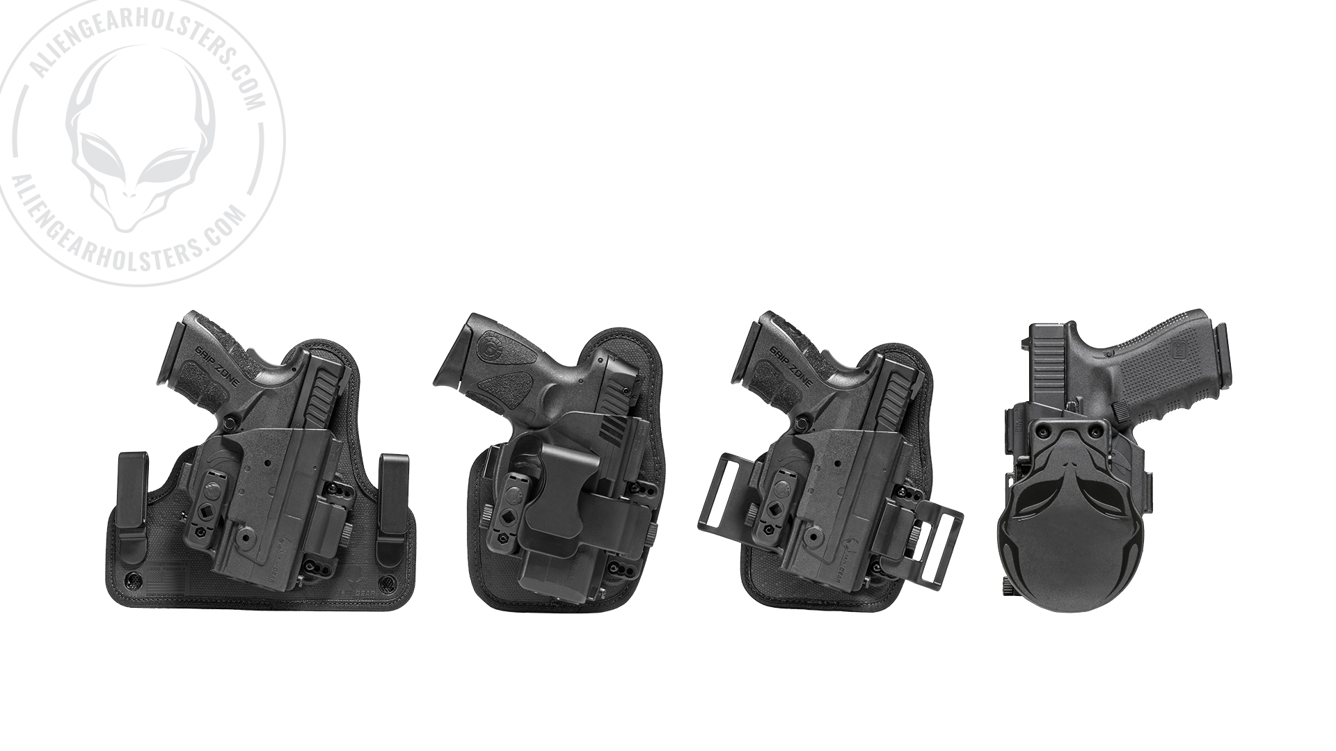 Alien Gear Holsters ShapeShift Holsters
