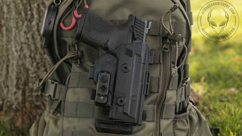 Alien Gear Holsters ShapeShift MOLLE Holster