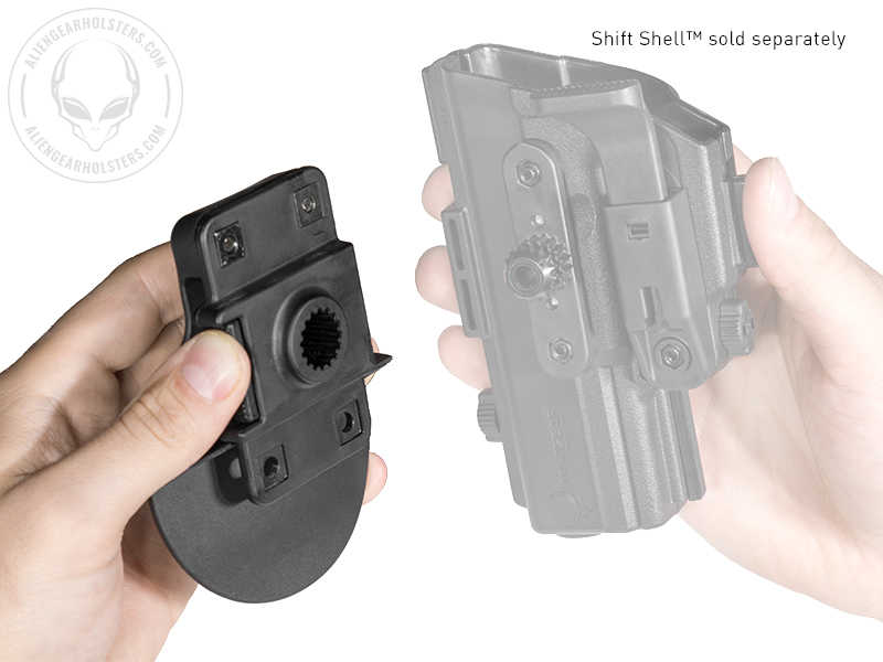 Alien Gear Holsters ShapeShift OWB Paddle Carry Expansion Pack