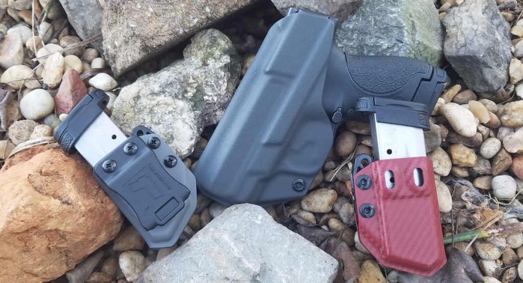Tulster Profile Holster with Universal Echo Mag Carriers