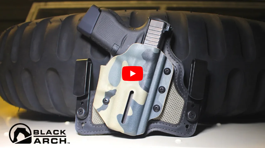 Black Arch Protos-M Holster Review