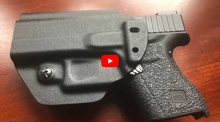 Holster Review - Mission First Tactical IWB-OWB Ambidextrous Holster