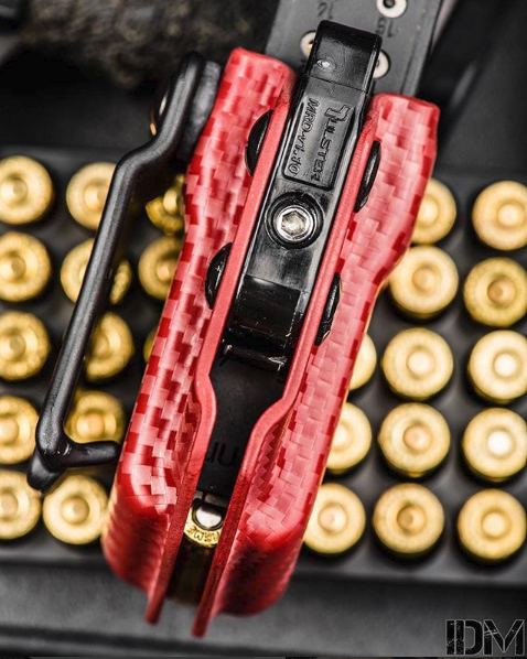 Tulster Mag Carriers with Mag Retention Device