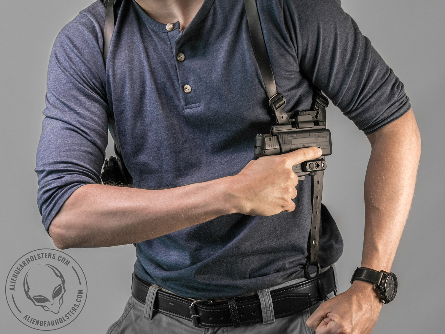 Alien Gear Holsters ShapeShift Shoulder Holster