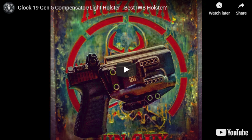 Holster Review - 508 Holsters Torch Series IWB Holster