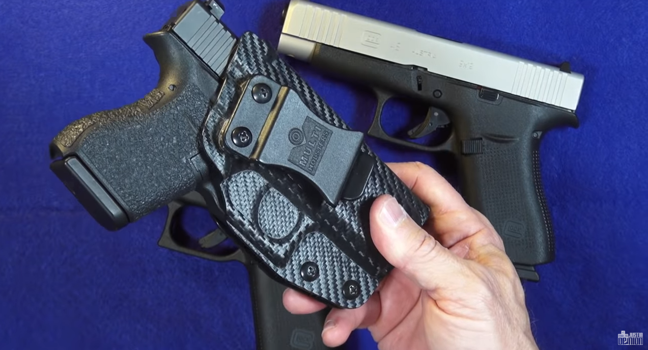 Does a Glock 43 Holster Work With the Glock 43X and Glock 48