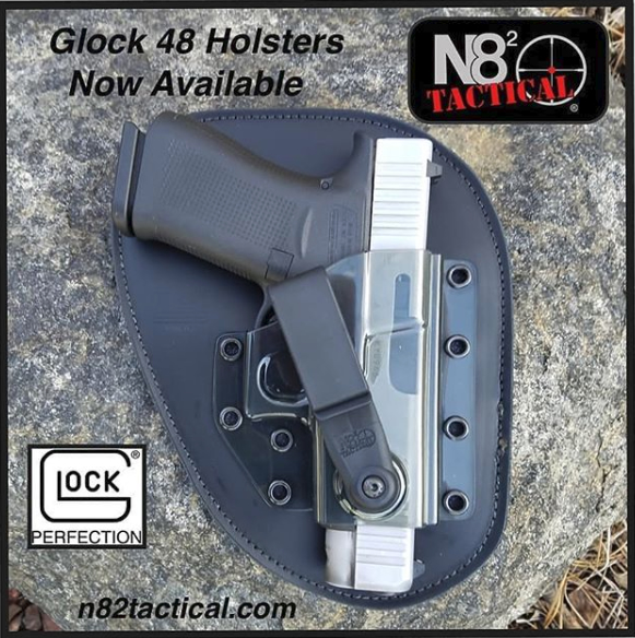 Glock 48 Holsters from N82 Tactical