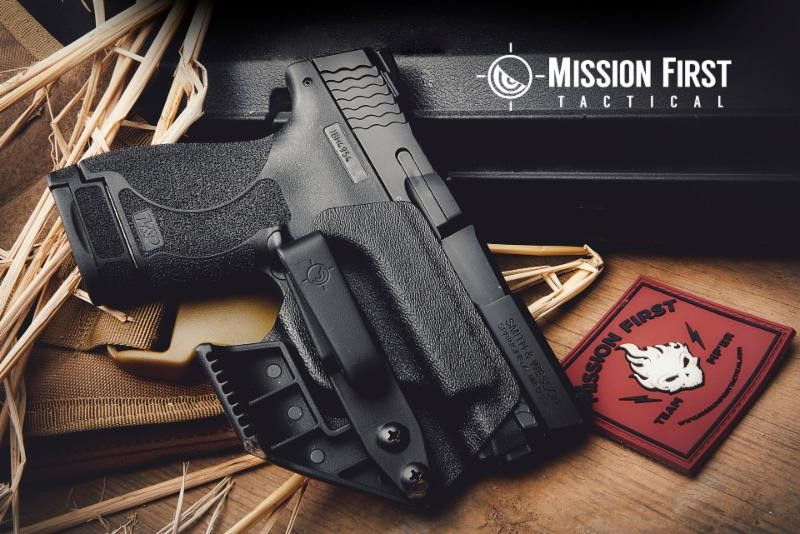 Misison First Tactical Appendix Holster