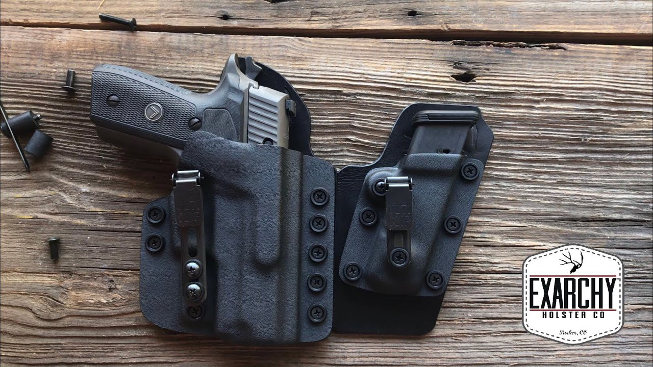 Exarchy Omega Holster
