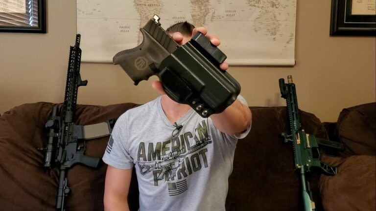 Holster Review - Bravo Concealment IWB Holsters