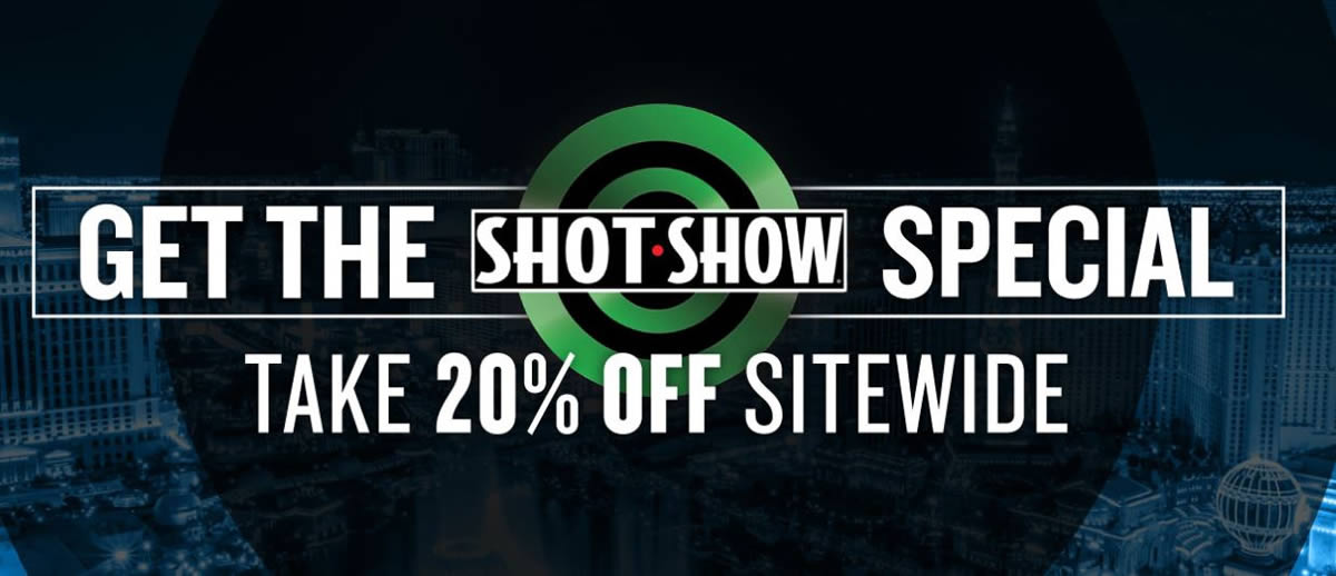 CrossBreed Holsters SHOT Show Discount