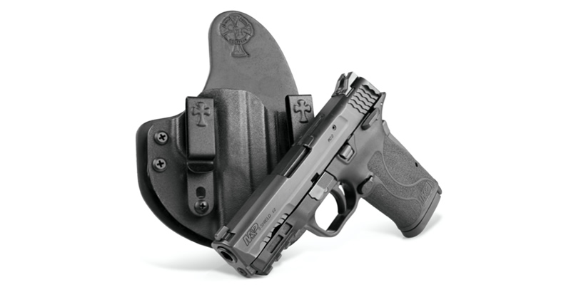 M&P9 Shield EZ Holster from CrossBreed