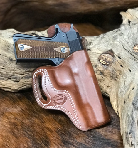 Bullard Leather Crossdraw Holster