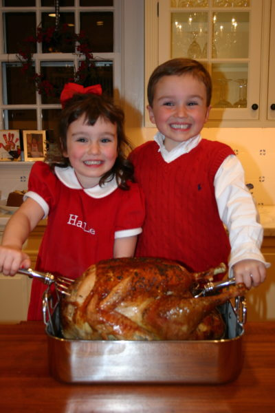 It's beginning to look a lot like Thanksgiving. Here's how to make the best turkey ever while making memories with your family, the Jenny Q way!