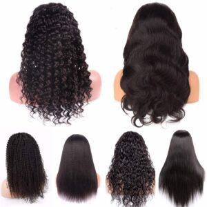 Mink hair