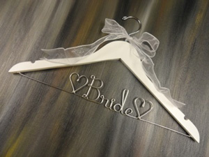 Amy's Original Bridal Hangers