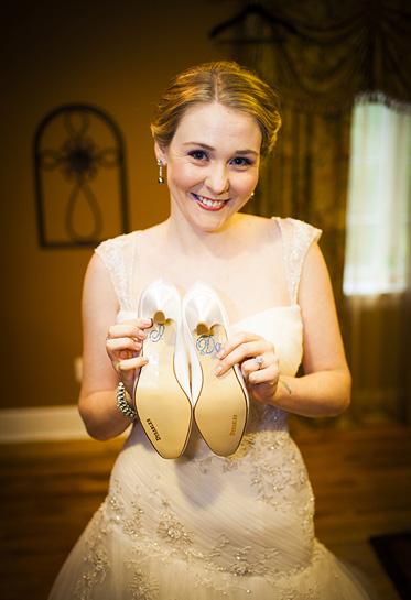 Bride I Do Shoes