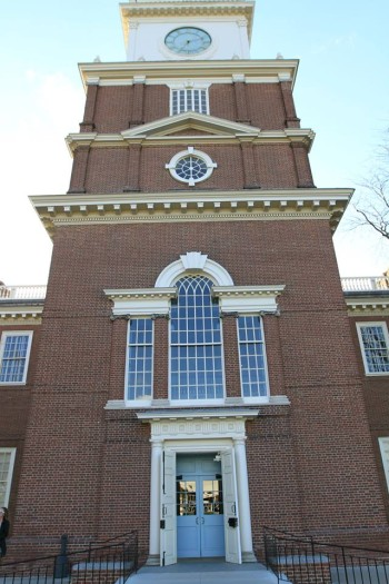 The Clock Tower Entrance at The Henry Ford Museum michigan