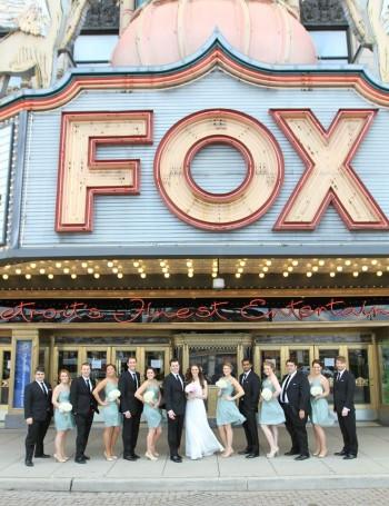 Detroit mighigan fox theater