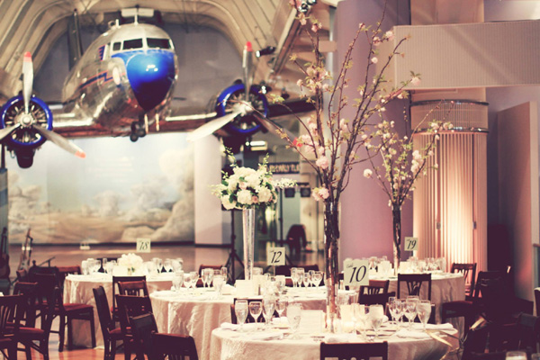 Michigan Wedding Venue at Henry Ford Museum