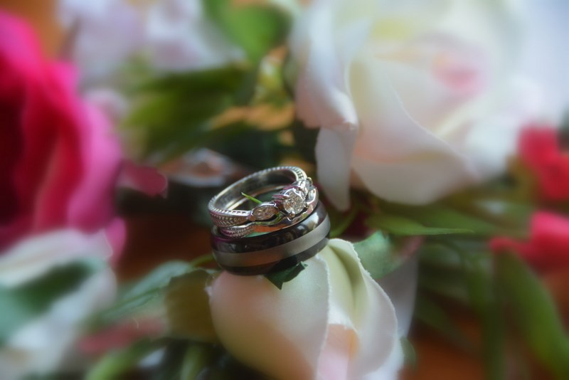Wedding Rings - Victoria Pictures - Maryland Wedding Photography